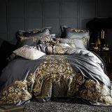Luxury Egyptian Cotton Embroidery Bedding set