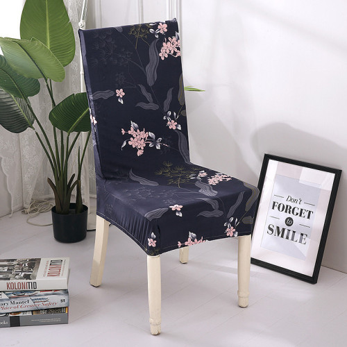 Waterproof Handmade Chair Covers Blue Vector