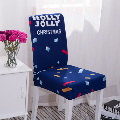 Waterproof Handmade Chair Covers Holly Jolly