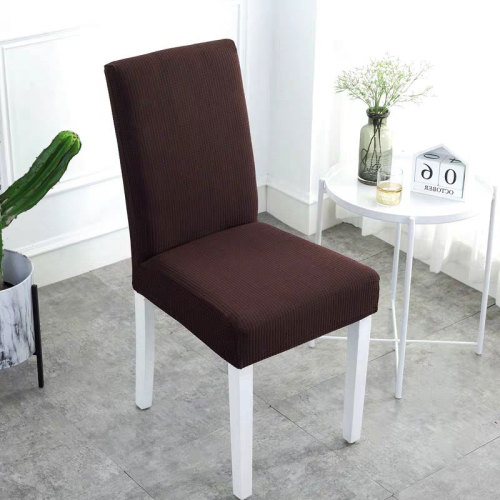 Waterproof Handmade Chair Covers Brown