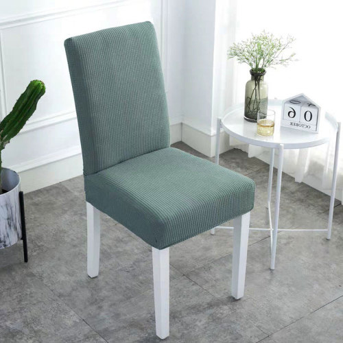 Waterproof Handmade Chair Covers Green