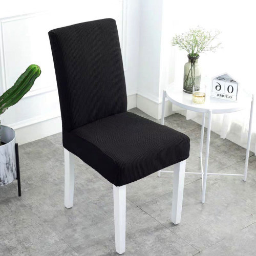 Waterproof Handmade Chair Covers Black