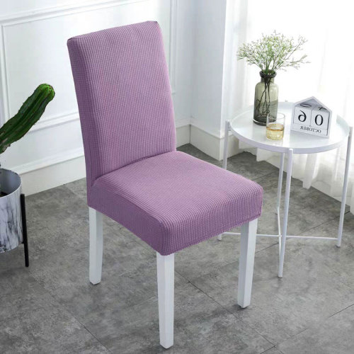 Waterproof Handmade Chair Covers Purple