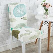 Waterproof Handmade Chair Covers Lemon