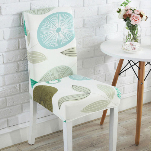 Waterproof Handmade Chair Covers Lemon