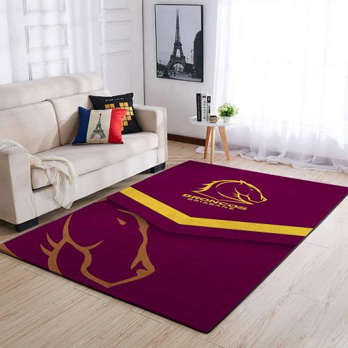 NRL Brisbane Broncos Edition Carpets & Rugs