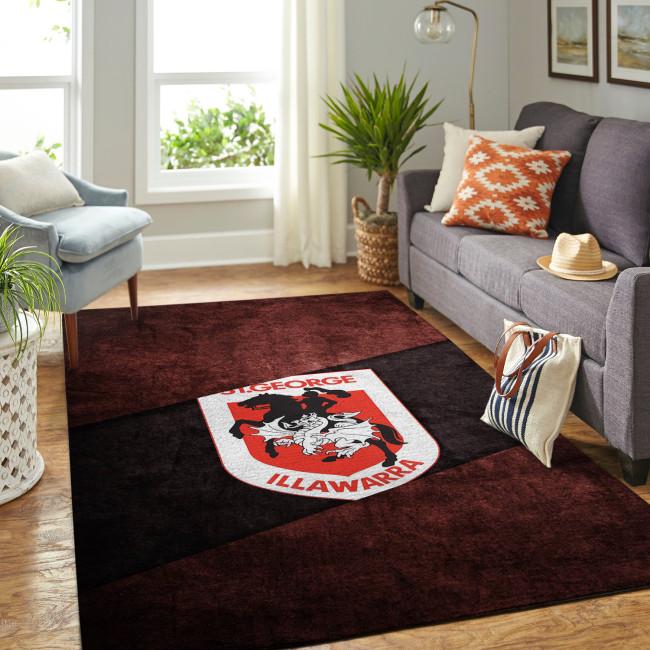 NRL Illawarra Dragons Carpets & Rugs