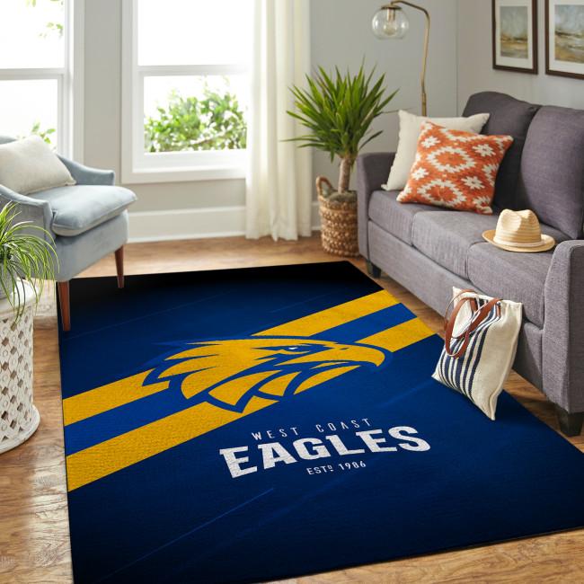 AFL West Coast Eagles Edition Carpet & Rug