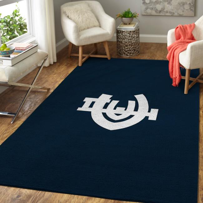 AFL Carlton Edition Carpet & Rug