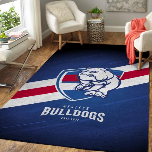 AFL Western Bulldogs Edition Carpet & Rug