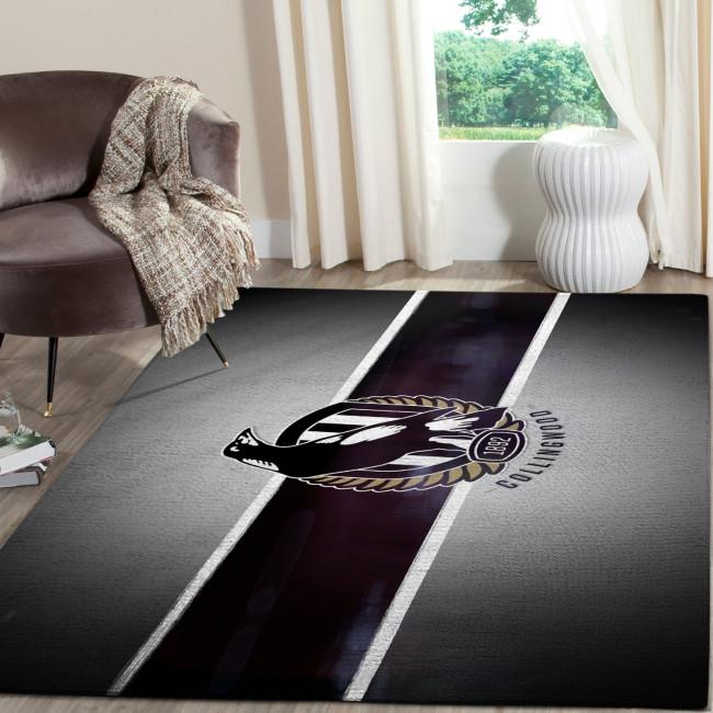 AFL Collingwood Edition Carpet & Rug
