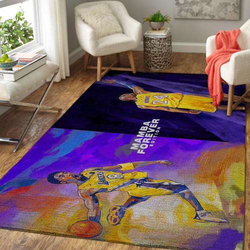 NBA Los Angeles Lakers Kobe Edition Carpet & Rug