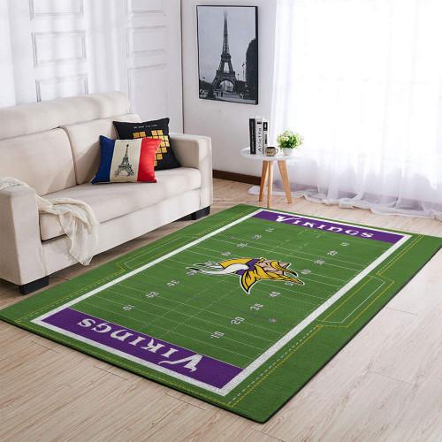 NFL Minnesota Vikings Edition Carpet & Rug