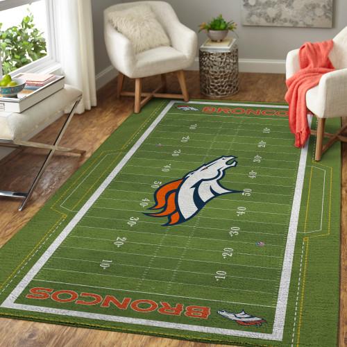 NFL Denver Broncos Edition Carpet & Rug
