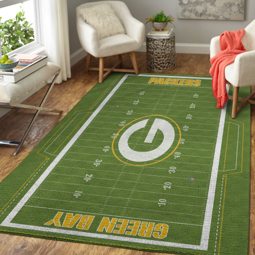 NFL Green Bay Packers Edition Carpet & Rug