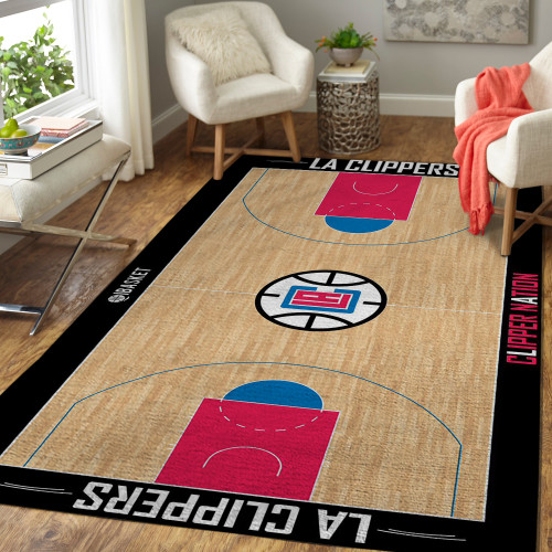 NBA Los Angeles Clippers Edition Carpet & Rug