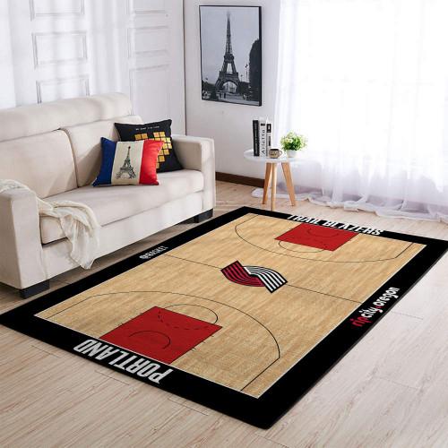NBA Portland Trail Blazers Edition Carpet & Rug