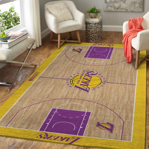 NBA Los Angeles Lakers Edition Carpet & Rug
