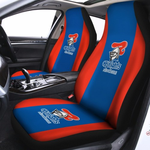 NRL Newcastle Knights – Car Seat Covers