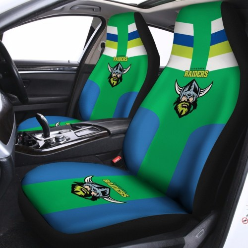 NRL Canberra Raiders – Car Seat Covers