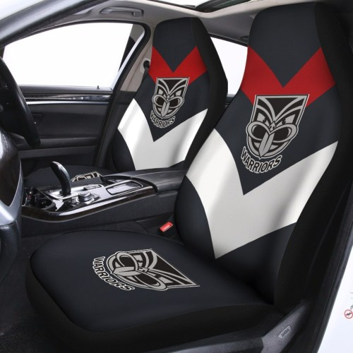 NRL New Zealand Warriors – Car Seat Covers