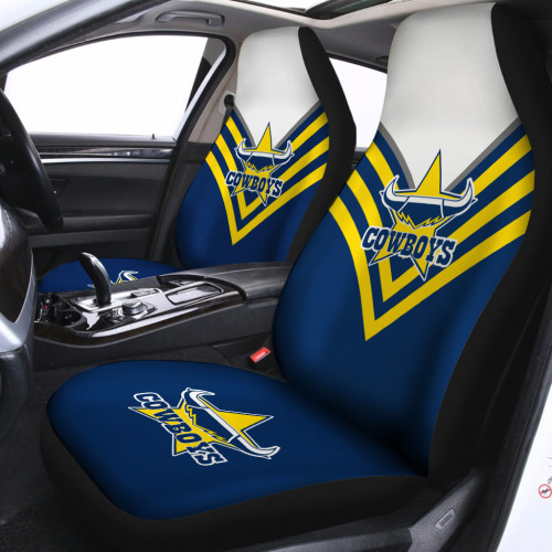 NRL North Queensland Cowboys – Car Seat Covers