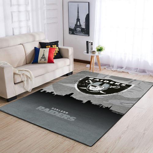 NFL Las Vegas Raiders Edition Carpet & Rug