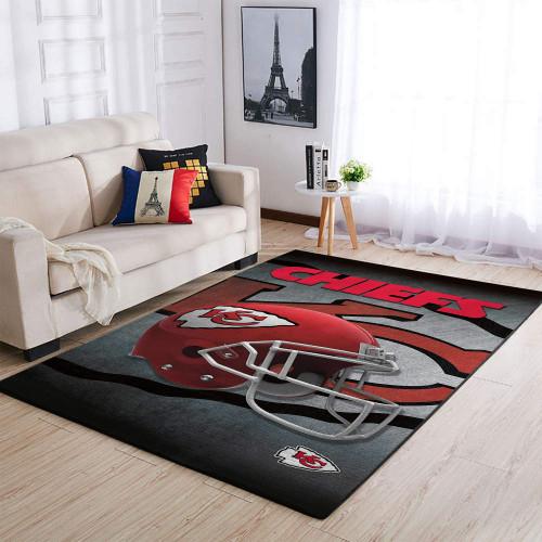 NFL Kansas City Chiefs Edition Carpet & Rug