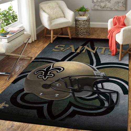 NFL New Orleans Saints Edition Carpet & Rug
