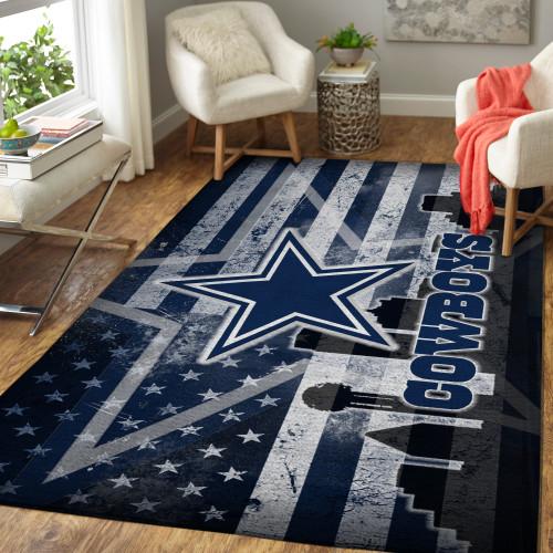 NFL Dallas Cowboys Edition Carpet & Rug