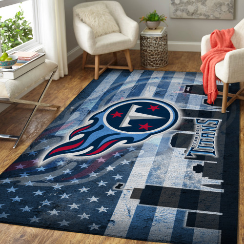 NFL Tennessee Titans Edition Carpet & Rug