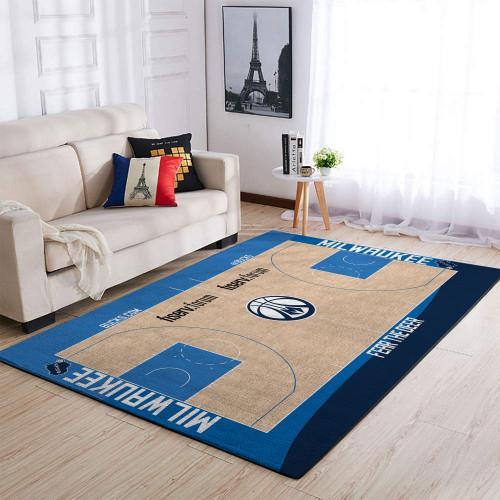 NBA Milwaukee Bucks Edition Carpet & Rug