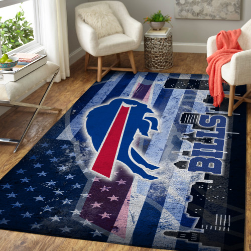 NFL Buffalo Bills Edition Carpet & Rug
