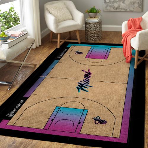 NBA Miami Heat Edition Carpet & Rug