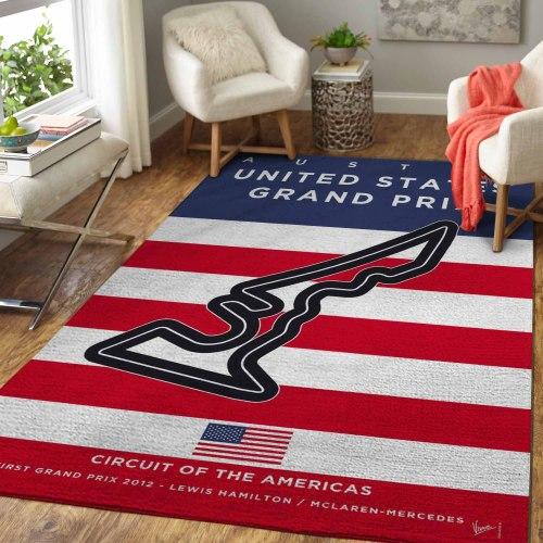 F1 Race Track Edition Carpet & Rug