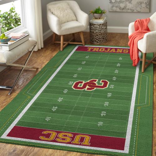 Pac-12 USC Trojans Edition Carpet & Rug
