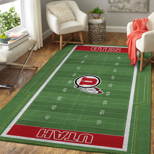 Pac-12 Utah Utes Edition Carpet & Rug