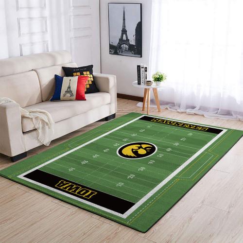 Big Ten Iowa Hawkeyes Edition Carpet & Rug