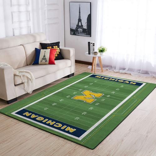 Big Ten Michigan Wolverines Edition Carpet & Rug