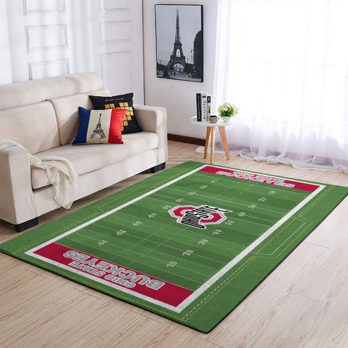 Big Ten Ohio State Buckeyes Edition Carpet & Rug