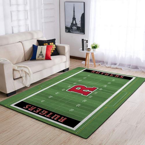 Big Ten Rutgers Scarlet Knights Edition Carpet & Rug