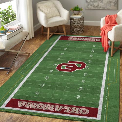 Big 12 Oklahoma Sooners Edition Carpet & Rug