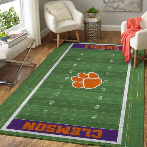 ACC Clemson Tigers Edition Carpet & Rug