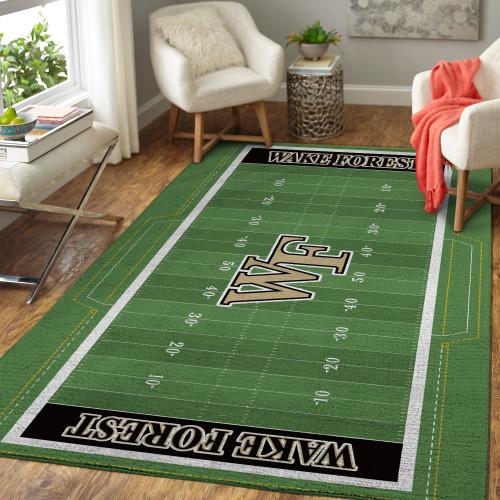 ACC Wake Forest Demon Deacons Edition Carpet & Rug