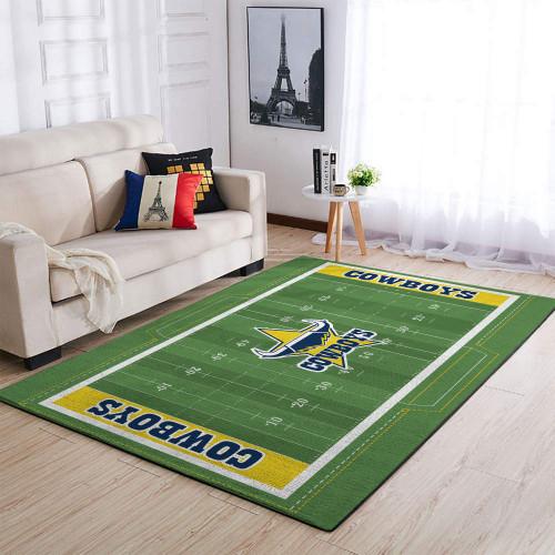 NRL North Queensland Cowboys Edition Carpet & Rug