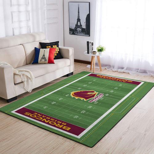 NRL Brisbane Broncos Edition Carpet & Rug