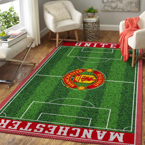 Premier League Manchester United Edition Carpet & Rug