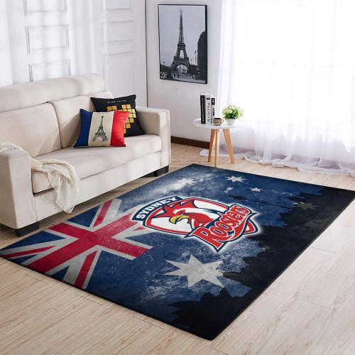 NRL Sydney Roosters Edition Carpet & Rug
