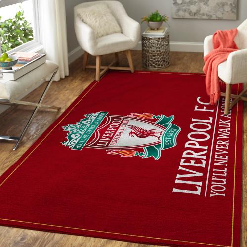 Premier League Liverpool Edition Carpet & Rug