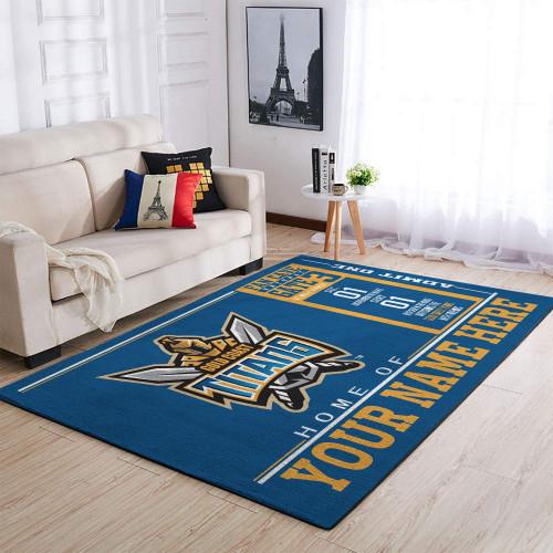 Custom NRL Gold Coast Titans Edition Carpet & Rug